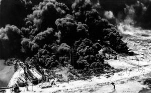 Hồ sơ về vụ nổ phi hạt nhân lớn bậc nhất thế giới