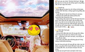 Một Fanpage rich kid Việt Nam đăng bài tuyển thành viên: Yêu cầu trên 12 tuổi, có ảnh chứng minh độ giàu và phí tham gia 5 triệu/ tháng