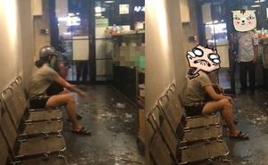 Câu chuyện phẫn nộ nhất tối cuối tuần: Cô gái hung hăng đập ly trà sữa, bắn tung tóe khắp cửa hàng chỉ vì không đúng vị ngọt yêu cầu