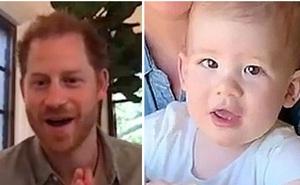 Harry tiết lộ cuộc sống mới tuyệt vời nhưng khi nói về tương lai của bé Archie lại khiến dân mạng phẫn nộ