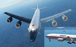 """Nguy hiểm: Trinh sát cơ Mỹ do thám TQ bắn tên lửa nhưng lại """"đội lốt"""" máy bay Malaysia!"""