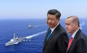 """Mỹ cùng đồng minh bao vây, Trung Quốc và Thổ nằm gọn trong """"chiếc thòng lọng siết cổ"""""""