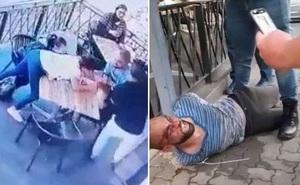 Con gái đang ngồi ăn với mẹ thì bị gã đàn ông lạ tấn công, chuyện xảy ra sau đó còn bất ngờ hơn