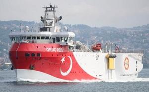 """Thổ Nhĩ Kỳ rút tàu thăm dò: Địa Trung Hải liệu đã """"yên tiếng sóng""""?"""