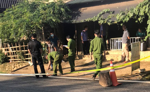 Đã bắt được kẻ đâm công an viên tử vong ở Sơn La
