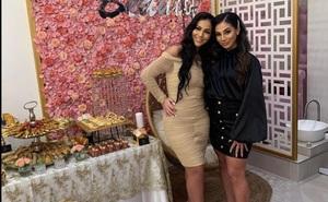 Hai em gái xinh đẹp của Mahrez bị côn đồ hành hung