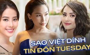 Dàn mỹ nhân Việt khổ sở vì vướng tin đồn Tuesday: Nam Em bị Trường Giang cảnh cáo, Hồng Quế không ngại đối đầu làm rõ
