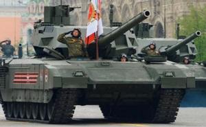 """Nâng cấp đột phá cho siêu tăng Armata: Từ """"áo giáp trong suốt"""" đến """"phòng thủ laser"""""""