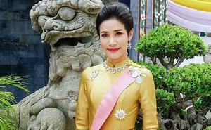Vua Thái Lan bất ngờ phục vị cho Hoàng quý phi sau gần 1 năm phế truất