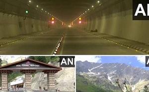 """Ấn Độ xây """"hầm chiến lược"""" chuyển quân tới các điểm nóng quân sự"""