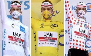 Tour de France 2020: Tân Áo vàng Tadej Pogacar, hành trình của một thiên tài đột phá