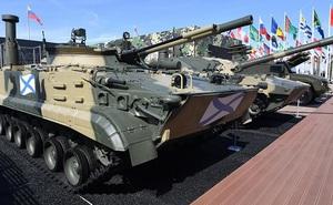 """Thủy quân lục chiến Nga sẽ nhận được những """"cỗ máy chiến tranh mới"""""""