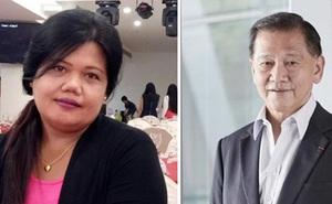 Cuộc chiến pháp lý dài hơi giữa nữ giúp việc với tỷ phú nổi tiếng Singapore: Được minh oan nhờ các món đồ cũ nát, có cả đồng hồ 400 triệu đồng