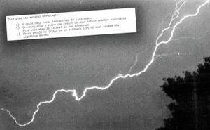 Giải mật hồ sơ CIA nghiên cứu dùng sét làm vũ khí