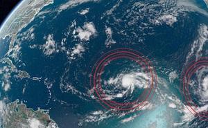 Phát hiện một 'cơn bão nhiệt đới zombie' vừa bất ngờ sống dậy trên Đại Tây Dương