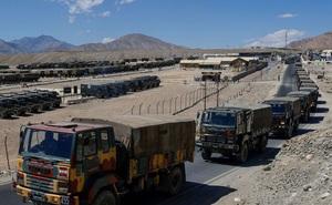 Đàm phán bế tắc, quân đội Ấn Độ chuẩn bị đối đầu trong mùa Đông với PLA trên biên giới tranh chấp