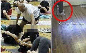 Nữ học viên tố bị huấn luyện viên Yoga quấy rối tình dục ngay trong giờ học, trung tâm phụ trách rơi vào cảnh điêu đứng