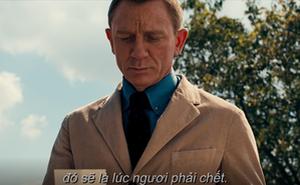 """Hé lộ cuộc đối đầu sinh tử vì tình cũ của Daniel Craig trong """"Không phải lúc chết"""""""