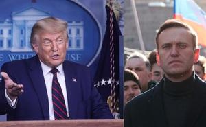 """Nói về vụ nhà hoạt động đối lập Nga nghi bị đầu độc, Tổng thống Trump """"nước đôi"""""""