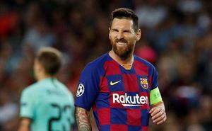 """[Cập nhật] Sếp Barca bị chê là nỗi xấu hổ vì """"lươn lẹo"""" với Leo Messi"""