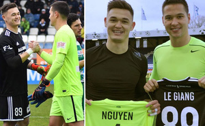 Ngoài Filip Nguyễn, thầy Park còn có nguy cơ để mất thêm một thủ môn Việt kiều đắt giá khác
