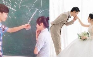 Ai bảo tình đầu dễ toang, vẫn có những người hoàn thành lời hứa 10 năm và cưới luôn 'chàng trai năm ấy'