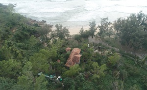Phạt nguyên Chủ tịch Ủy ban MTTQ tỉnh Bình Định vì xây dựng không phép