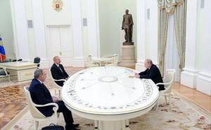 Lãnh đạo Nga-Azerbaijan và Armenia ký tuyên bố chung về phát triển Karabakh