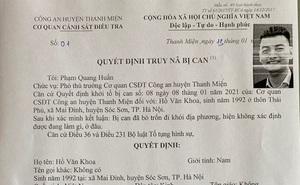 """Truy nã kẻ nổ súng bắn vào chiếc xe của """"thánh chửi"""" Dương Minh Tuyền"""
