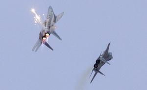 """Israel """"giật bom"""" liên tiếp ở Syria, """"đèn xanh"""" đã """"bật"""" từ Nga?"""