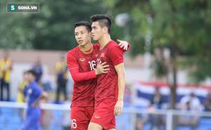 Trò cưng của thầy Park bất ngờ mất băng đội trưởng ngay trước ngày V.League khai mạc