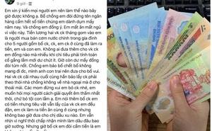 Bố đòi đứng tên tài khoản tiết kiệm của vợ chồng con trai, nàng dâu phản đối nhưng sốc nhất là phản ứng từ chồng