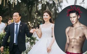 """Cuộc sống khi lấy vợ hơn tuổi, làm rể nhà đại gia """"bầu Đệ"""" của nam vương Nguyễn Văn Sơn"""