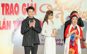 Vũ Mạnh Cường hội ngộ học trò Lê Lộc tại sự kiện