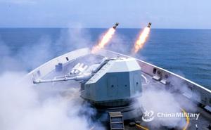 """Những thông tin """"giật mình"""" về Hải quân Trung Quốc: Nhân tố X đứng sau nỗi lo sợ của Mỹ là gì?"""