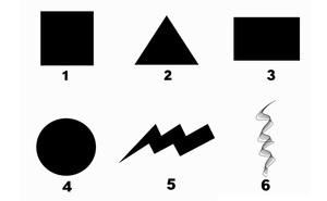 Kiểm tra tính cách 5 giây: Chọn một hình khối yêu thích để nhận diện kiểu người lãnh đạo