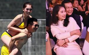Cách đối xử ở chỗ đông người của đại gia Shark Hưng với vợ á hậu kém 16 tuổi