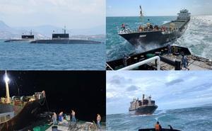 10 lần cứu nạn trên biển của Hải đội bảo vệ tàu ngầm Việt Nam