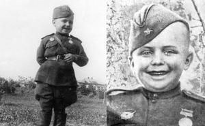 Chuyện về người lính Hồng quân 6 tuổi trong Thế chiến thứ II
