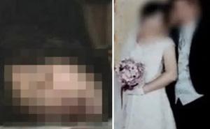 Mới kết hôn được 2 tháng, người phụ nữ tử vong do bị điện giật nhưng tấm hình cưới đăng trên mạng trước đó đã vạch trần tất cả
