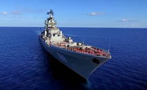 """""""Đổi 5 khinh hạm lấy 1 tuần dương hạm"""": """"Phép tính"""" khó hiểu của Nga?"""