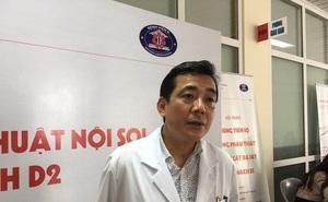 Phó Giám đốc Bệnh viện K: Sính lối sống hiện đại, người Việt đang đối mặt với căn bệnh ung thư nguy hiểm