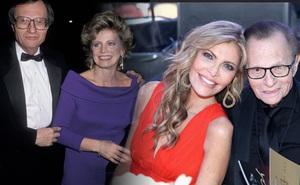 Cuộc đời với 'trái tim không ngủ yên' của huyền thoại truyền hình Larry King