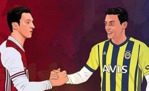 Mesut Ozil viết tâm thư xúc động trong ngày chia tay Arsenal