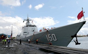 Lỗ hổng lớn của hải quân Trung Quốc nếu muốn so kè vị thế bá chủ với Mỹ