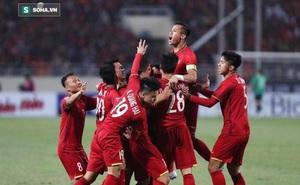 Thầy trò HLV Park Hang-seo có thể nắm lợi thế lớn để mở toang cánh cửa ở VL World Cup