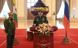 """Láng giềng Trung Quốc """"trải thảm đỏ"""" đón Bộ trưởng Quốc phòng Nga: Mua những vũ khí gì?"""