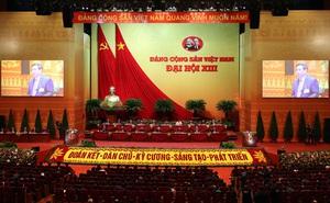 Thông cáo báo chí ngày làm việc thứ 2 Đại hội Đảng lần thứ XIII