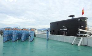 Lữ đoàn tàu ngầm 189: Hướng về Đảng với niềm tin và quyết tâm cao nhất