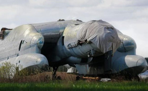 """Máy bay """"quái vật rồng 3 đầu"""" của Liên Xô: Vì sao nửa thế kỷ không một lần cất cánh?"""